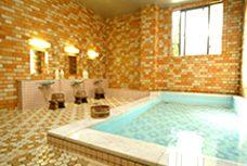 アルプス荘 風呂