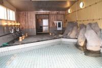 アーリアホテルアルペンルート浴室