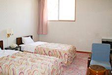 アーリアホテルアルペンルート 部屋