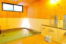 ラ・モンターニュフルハタ本館 風呂
