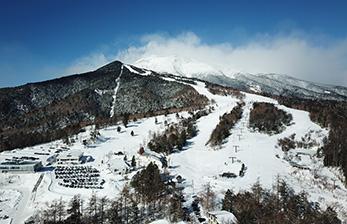 Ontake2240(おんたけ2240)スキー場 イメージ1
