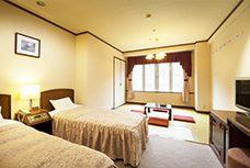 ホテルグリーンプラザ白馬 部屋