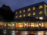 白馬橡樹林酒店 有露天溫泉浴池的高檔酒店。