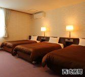 白馬橡樹林酒店 西式房間