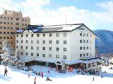 ホテルアルパイン 外観