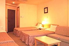 ホテル竜王 部屋