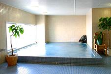 ホテル竜王 風呂