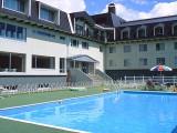 白馬アルプスホテル 屋外プール