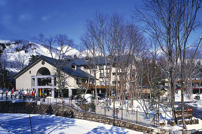 白馬樅の木ホテル 外観