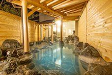 白馬樅の木ホテル 風呂