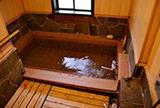 モンブラン白馬ファミリア 風呂