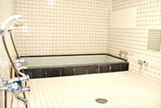 ホテルニューベルニナ 風呂