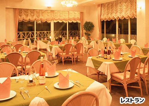 ホテルリゾートインマリオンシナノ レストラン