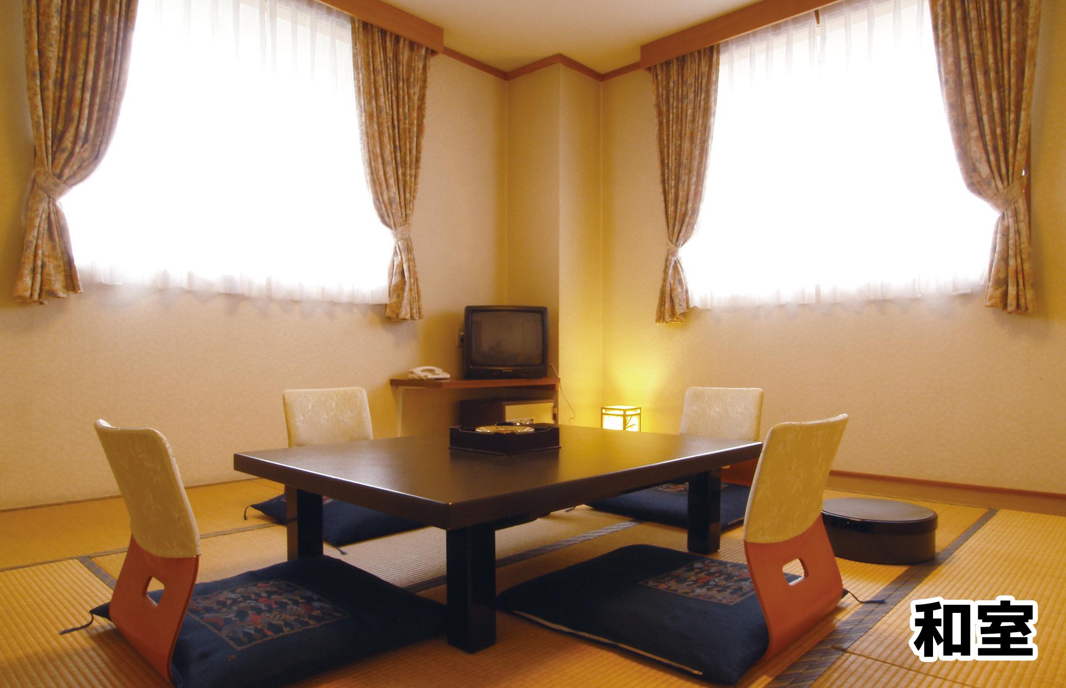ホテルリゾートインマリオンシナノ 和室