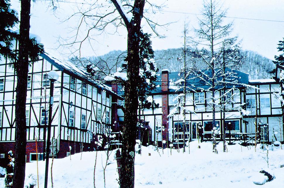 リゾートホテルセジュールミント 外観