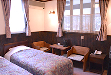 リゾートホテルセジュールミント 部屋