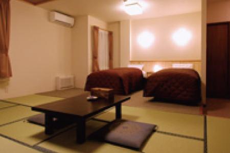 ホテルセルリアンアルペン 客室