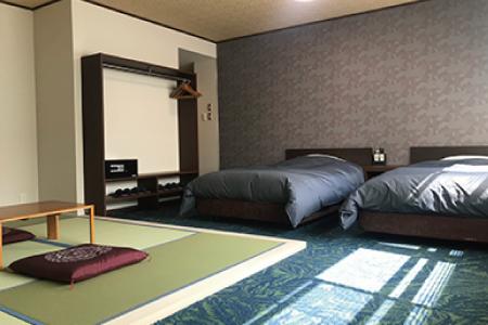 ホテルグランジャム栂池 客室