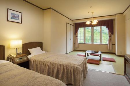 ホテルグリーンプラザ白馬 客室