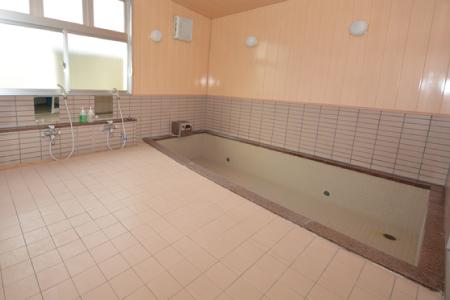 メリベル栂池 大浴場