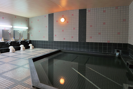 ホテルサンプラザ栂池 大浴場