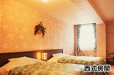 馬里昂信濃飯店 西式房間