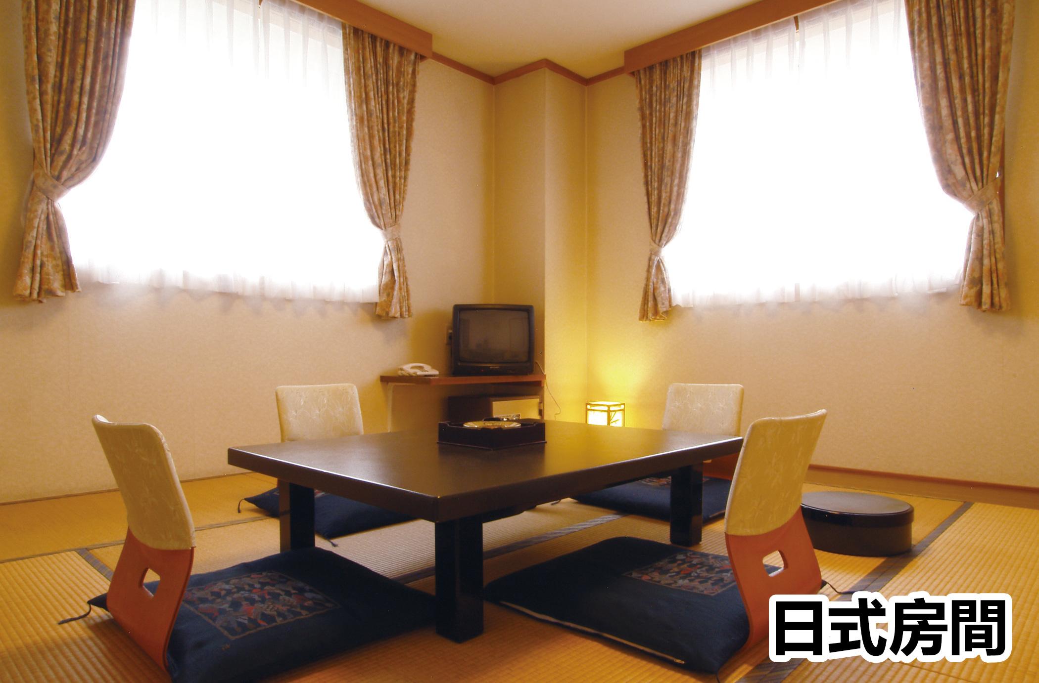 馬里昂信濃飯店 日式房間