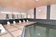 ホテルサンプラザ栂池 風呂