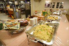 白馬サンバレーホテル 食事