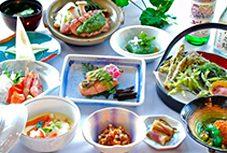 栂池高原ホテル 食事