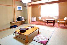 栂池高原ホテル 部屋1